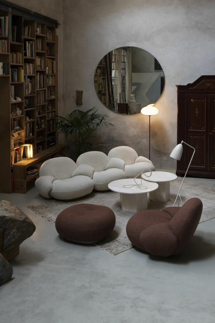 pacha soffa från gubi