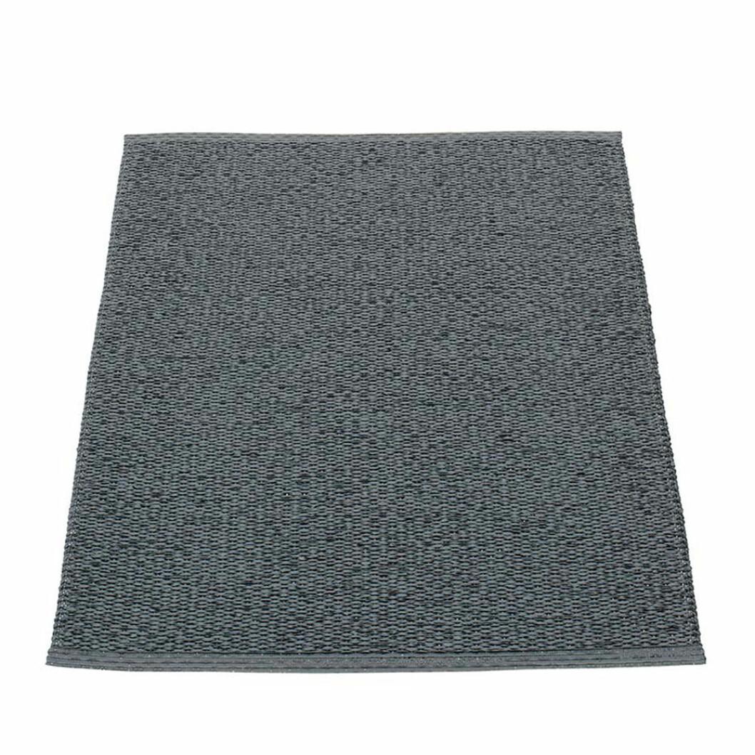 grå utomhusmatta från svenska pappelina