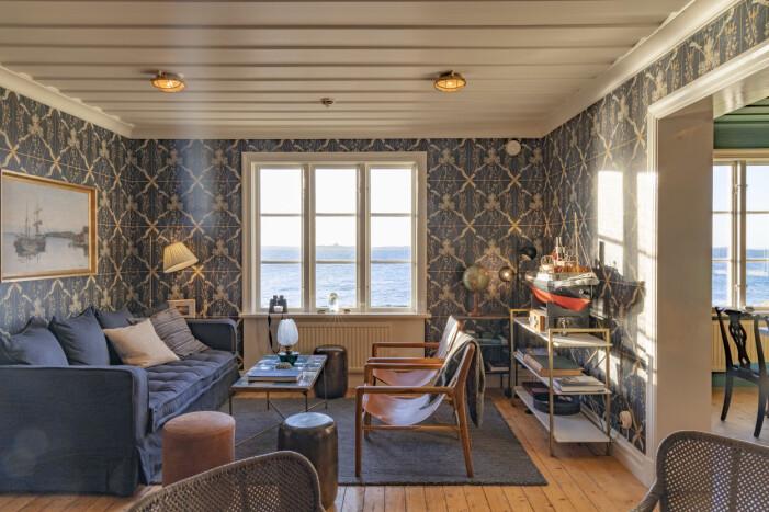Designhotellet Pater Noster, vardagsrum