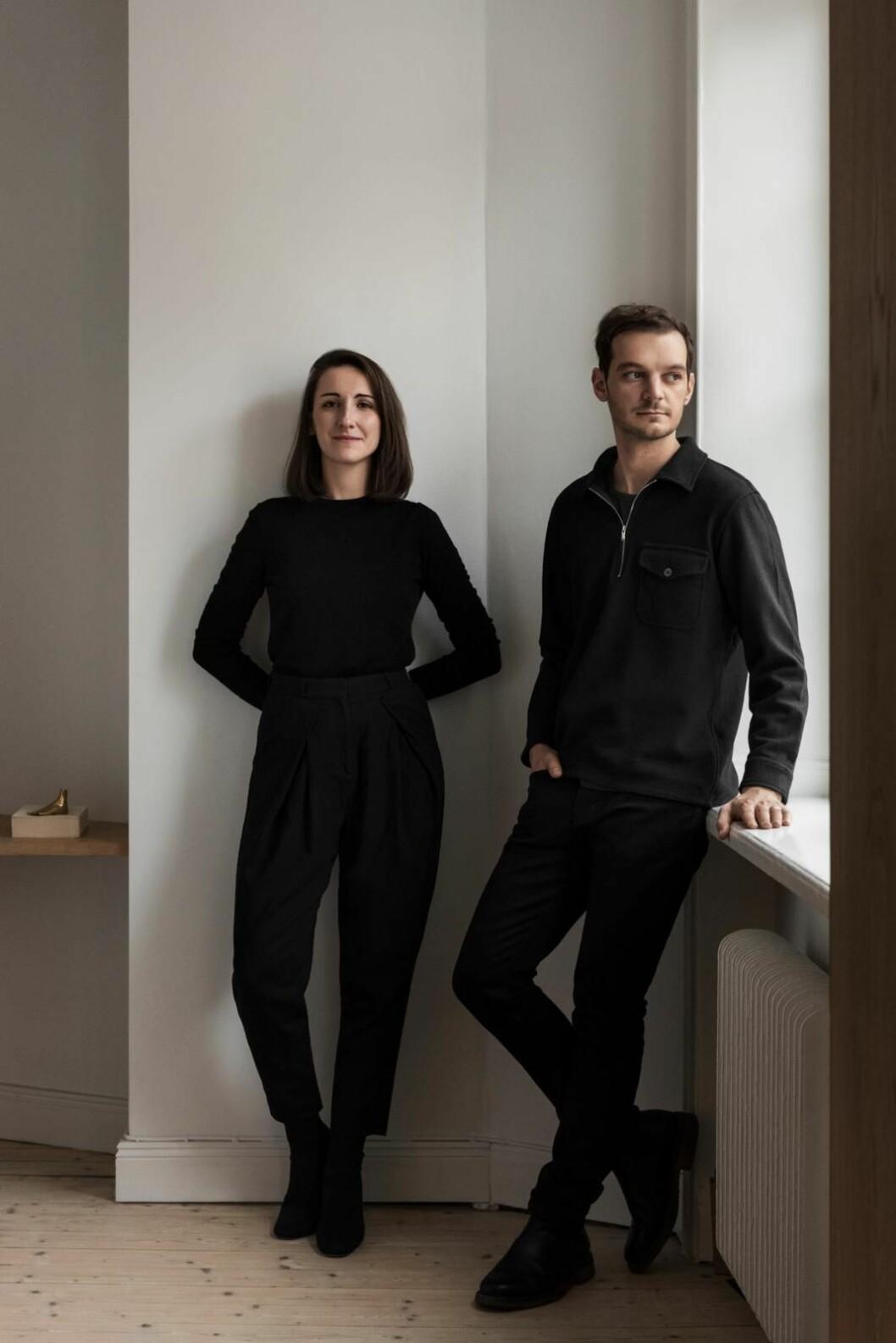 Paul och Anne Vaugoyeau