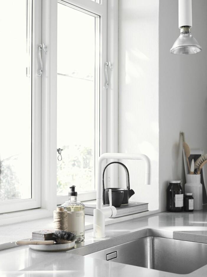 Utblick från köket.