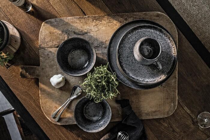 pepper porslin från fyrklövern