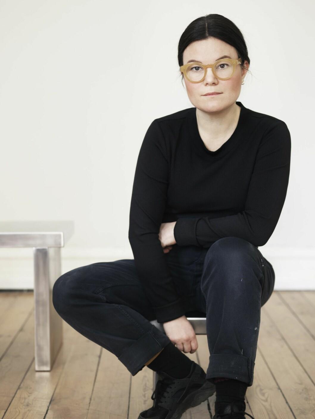 Formgivaren Jenny Nordberg