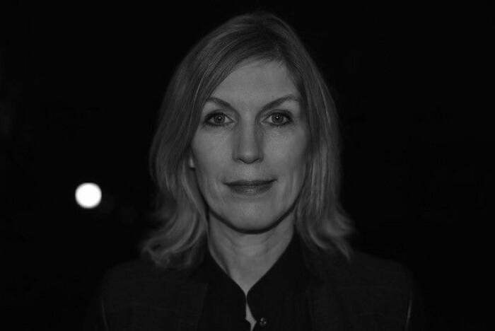 Porträt der Bühnenbildnerin Ulrika von Vegesack.