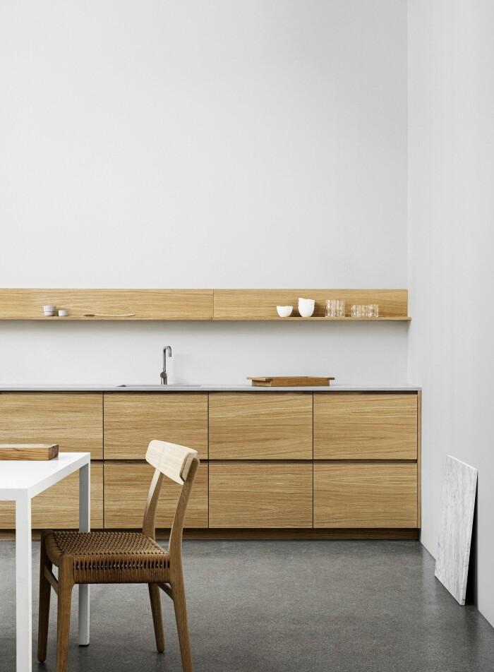 profile träkök från norm architects