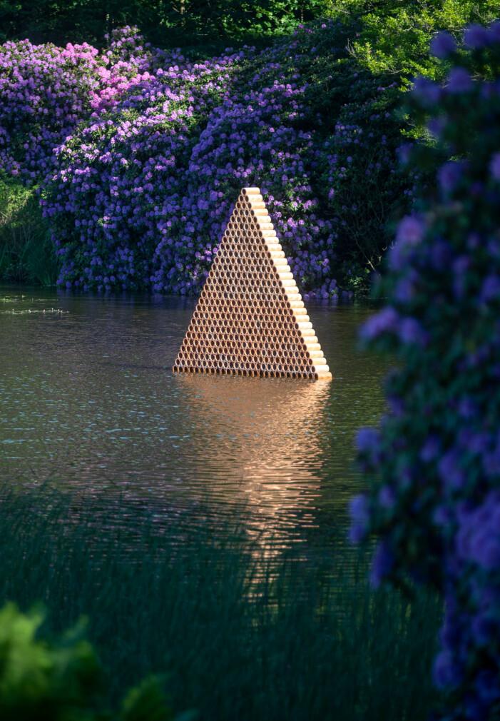 Rana Begums utställning Infinite Geometry