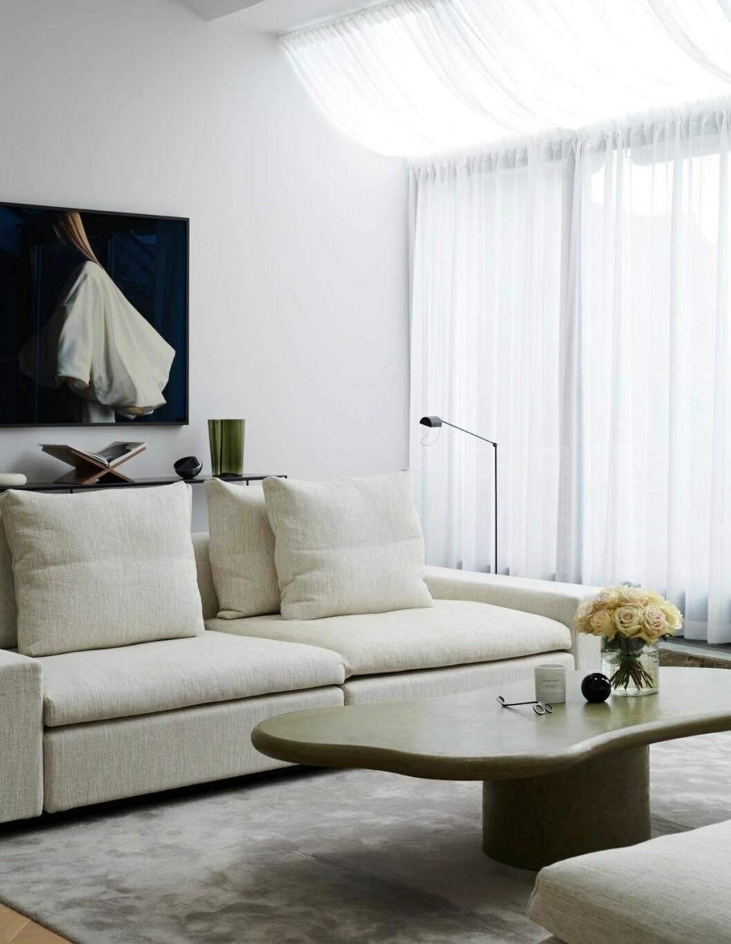 Claes Dalén inredare vindsvåning Stockholm Residence
