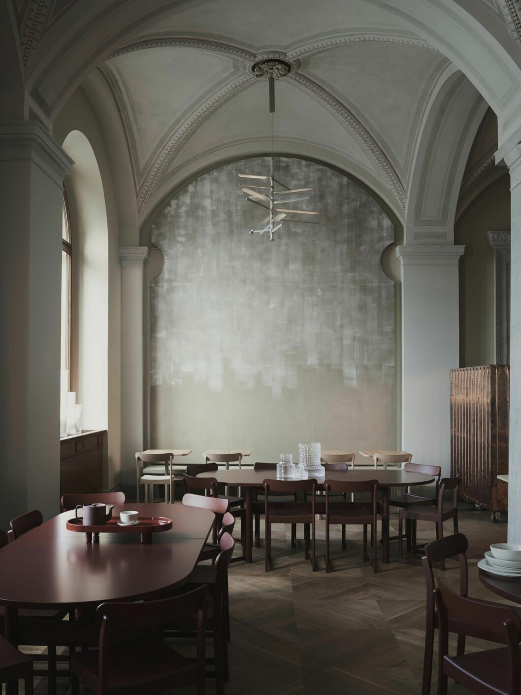 Restaurangen i nya Nationalmuseum
