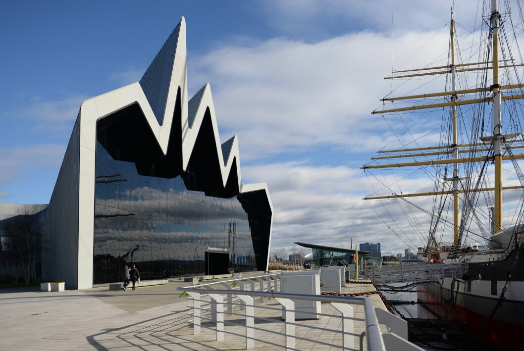 Riverside Museum, Skottland