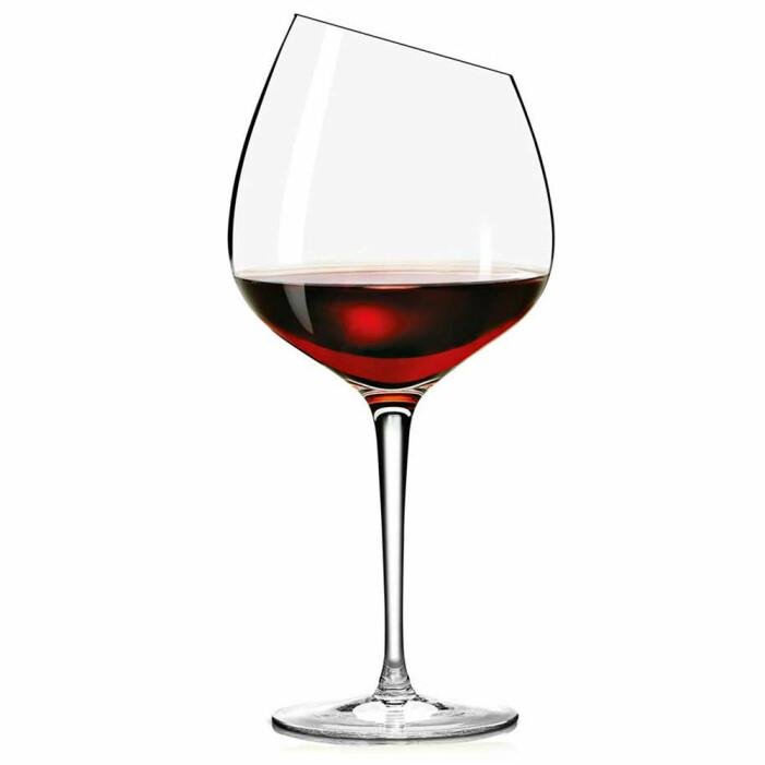 rödvinsglas eva solo