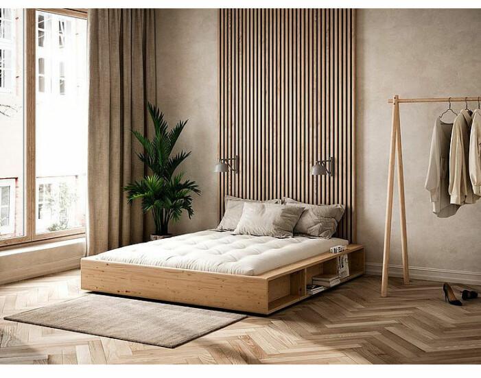 säng japandi