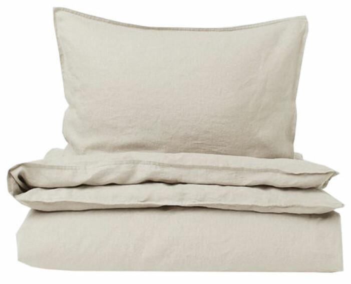 sängkläder linne hm
