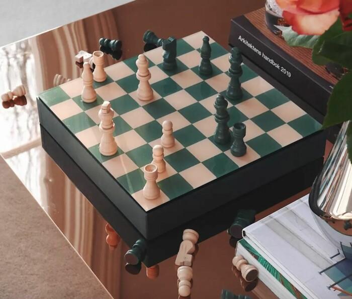 snygg schack-set