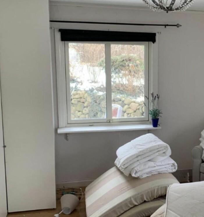 Måns Zelmerlöw och Ciaras fönster som sedan blev en dörr