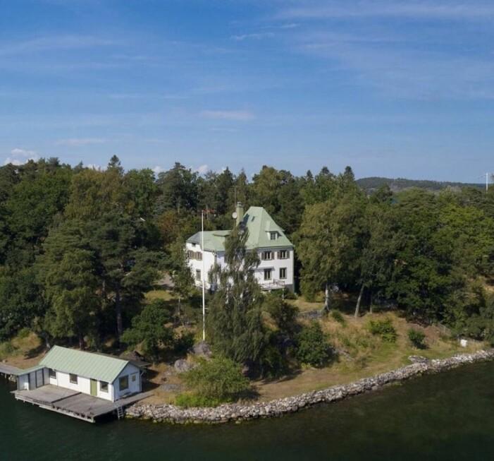 läckbergs hus bild från ovan.