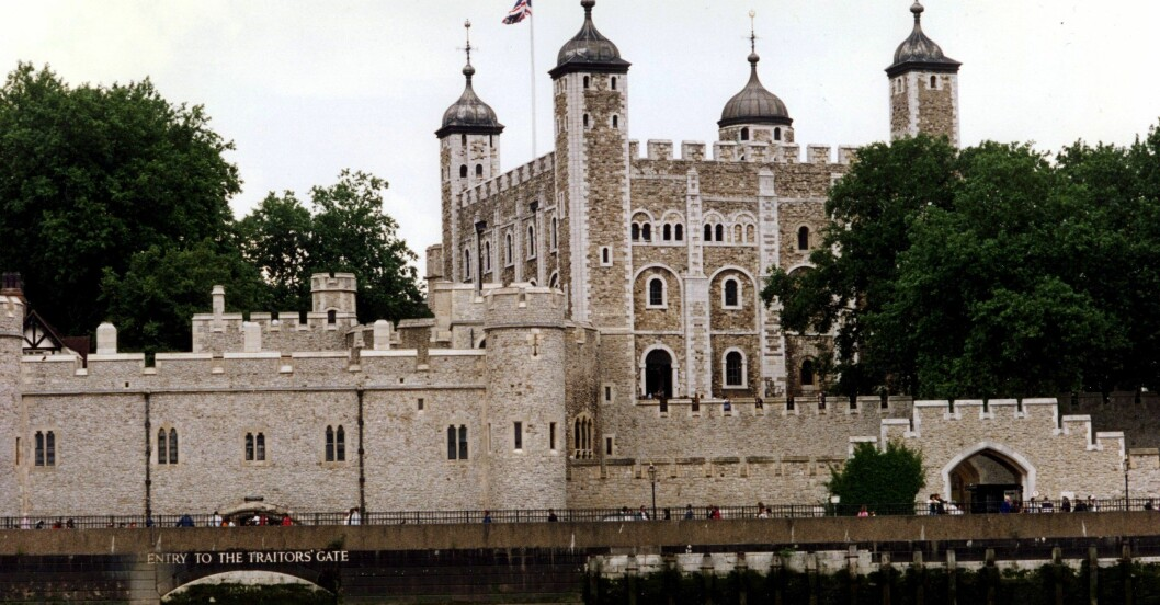 Towern i england