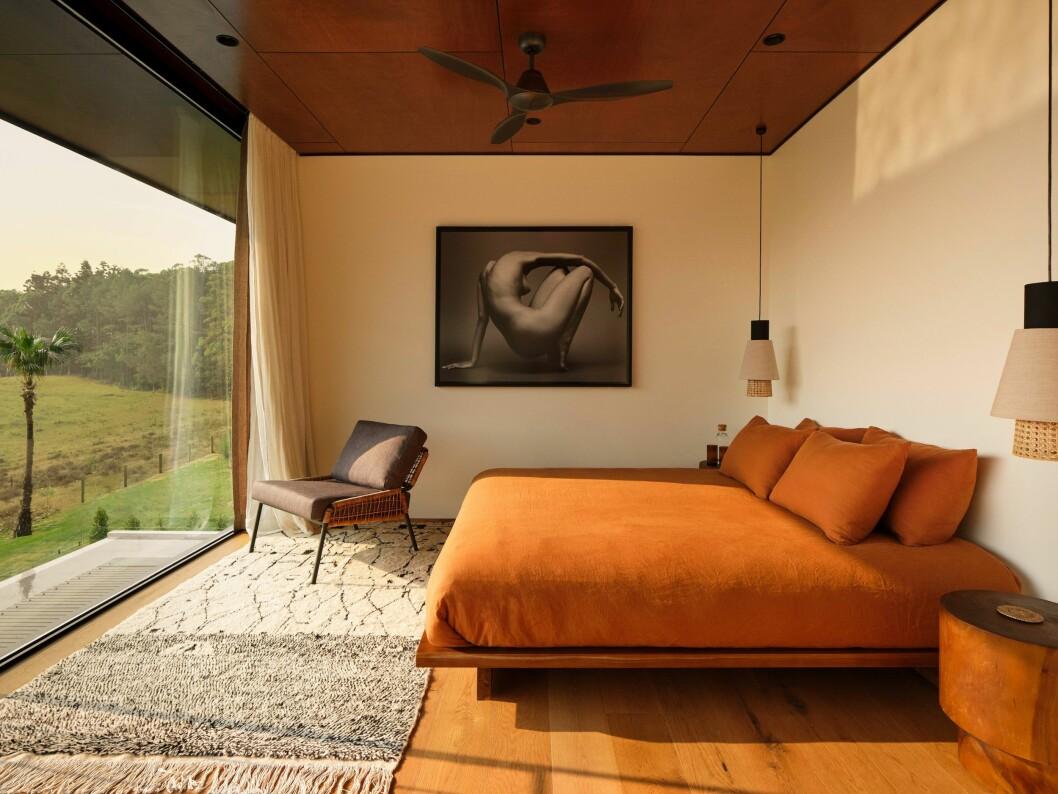 Miniserien Nine Perfect Strangers spelades in på SOMA Hotel i australienska Byron Bay.