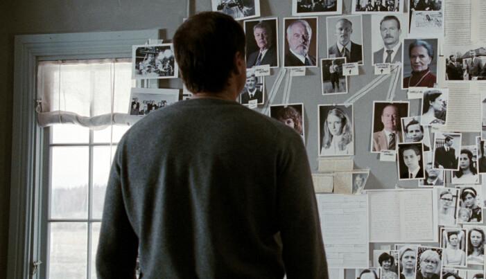 Scen ur den svenska filmversionen av Stieg Larssons bok Män som hatar kvinnor.