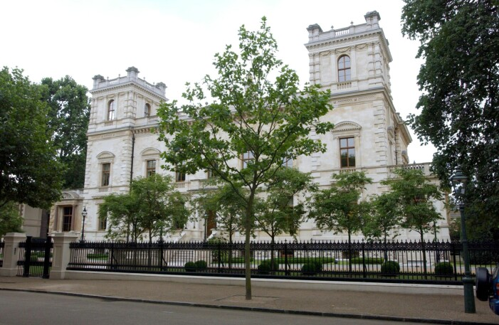 Kensington Gardens 18-19