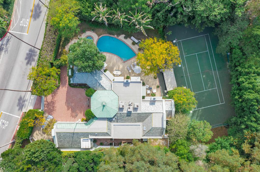 Lily Collins sålde det här huset i mars.