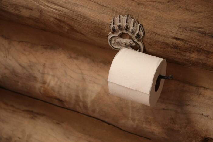 Vilket håll ska toarullen vara åt?