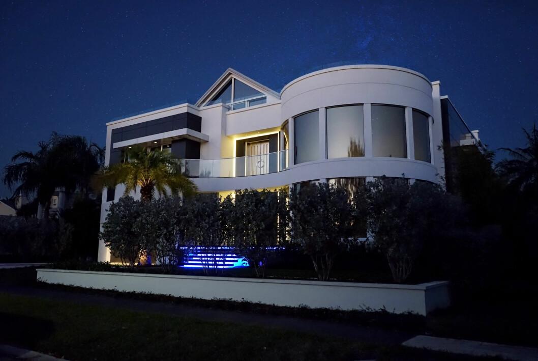 Giesele Bündchen och Tom Bradys nya hem i Florida.