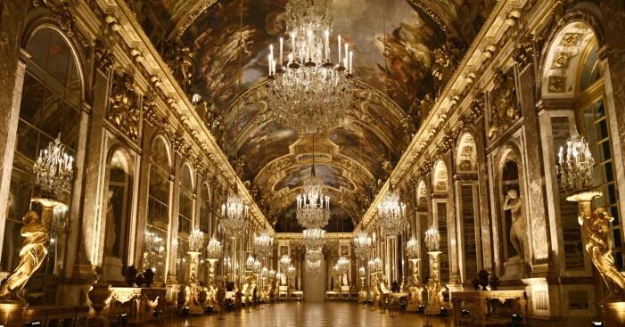 Versailles, Frankrike