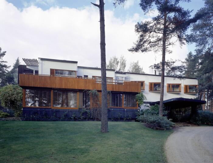 Villa Mairea i Finland
