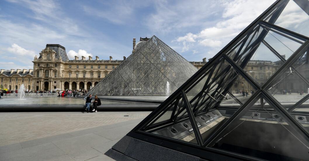 Louvren, Frankrike