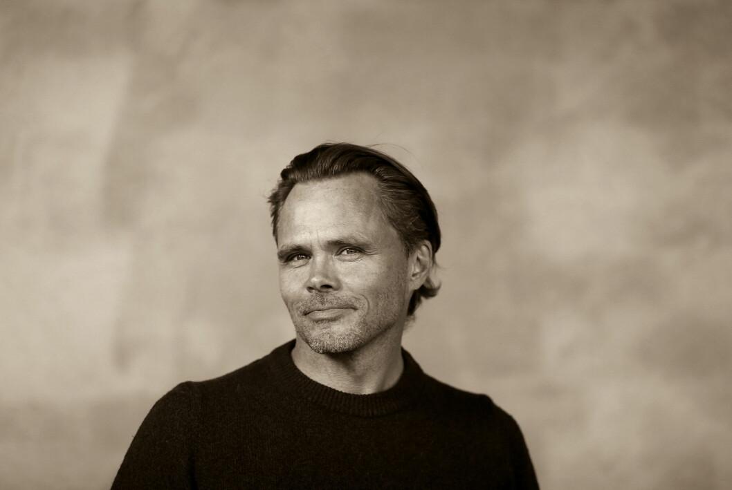 Mikael Genberg.