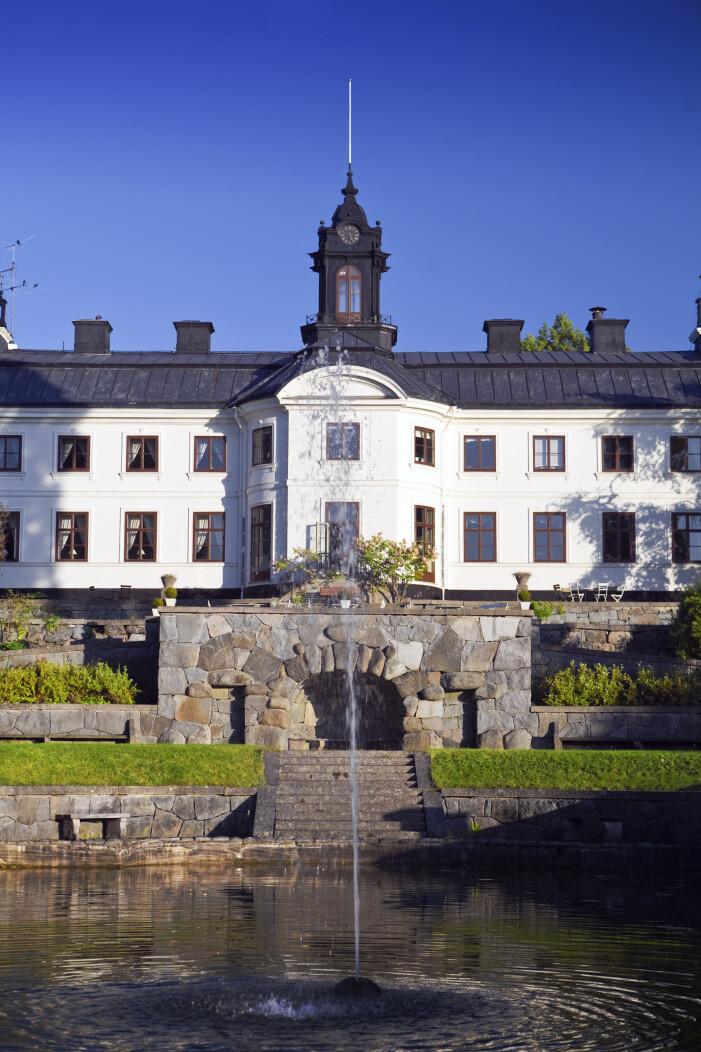 Kaggeholms slott, ispelningsplats för Young royals