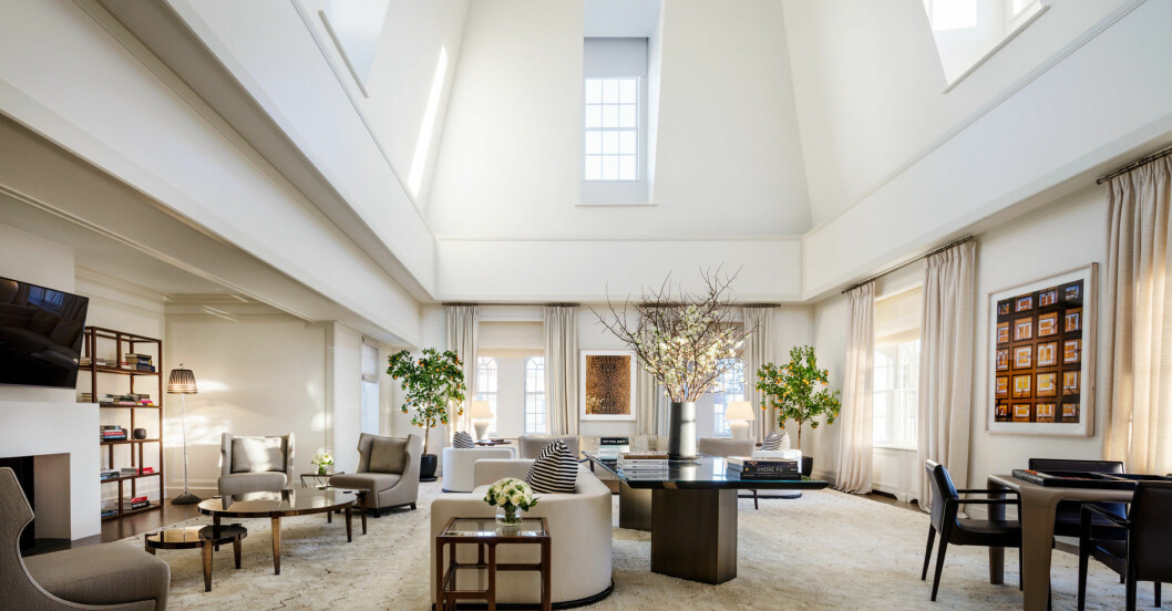 GRAND PENTHOUSE, THE MARK HOTEL, NEW YORK, USA
