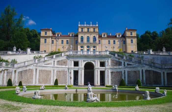 Denna villa i Italien var en gång ett sommarhem till familjen Savoy,