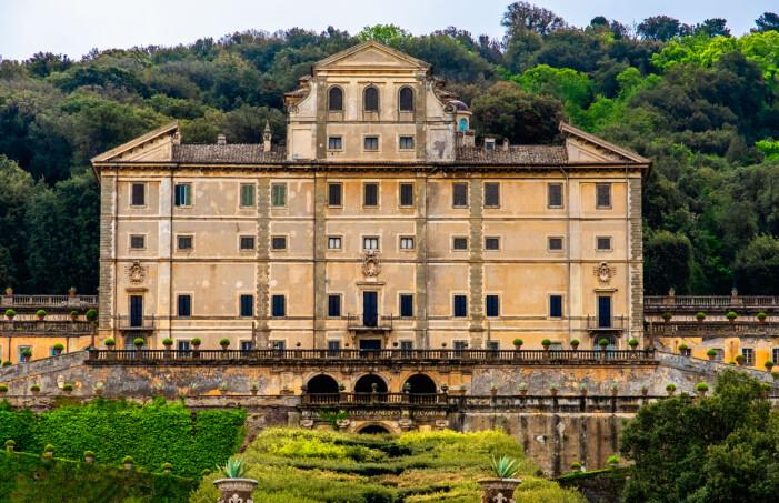 Villa Aldobrandini, Frascati, Italien