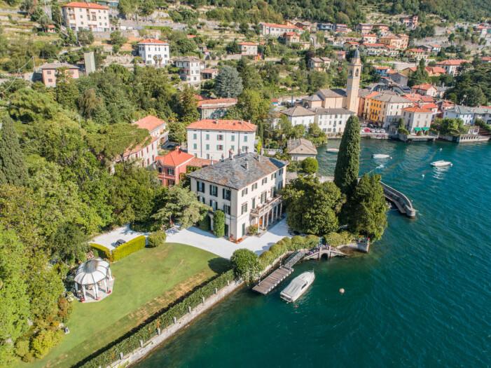 Villa Oleandra, Lake Como, Italien