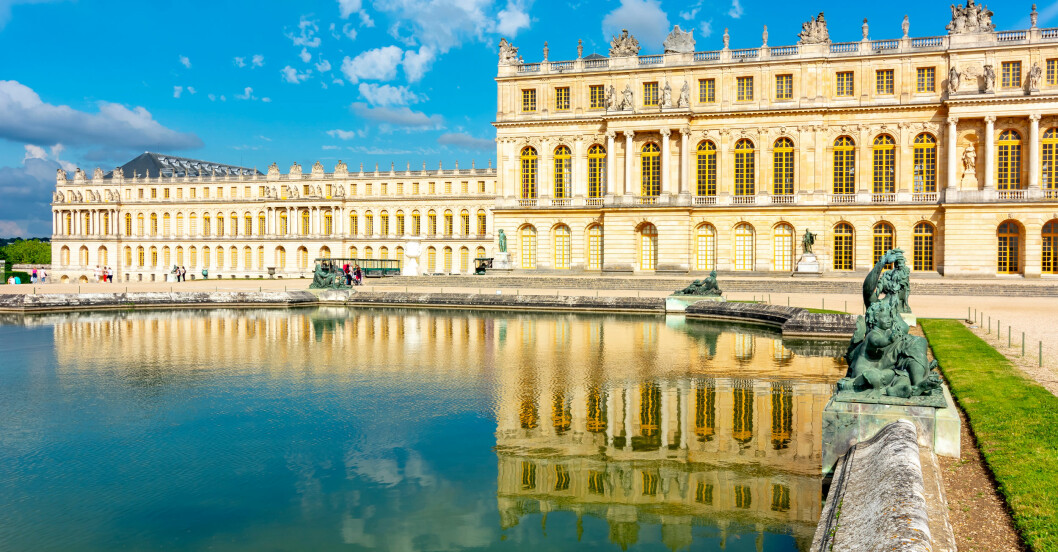 Versailles, franklike