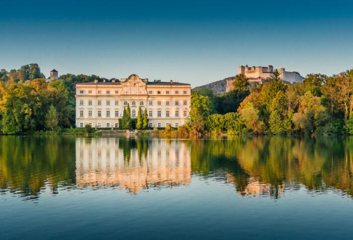 Villa Ephrussi de Rothschild, Saint-Jean-Cap-Ferrat, Frankrike
