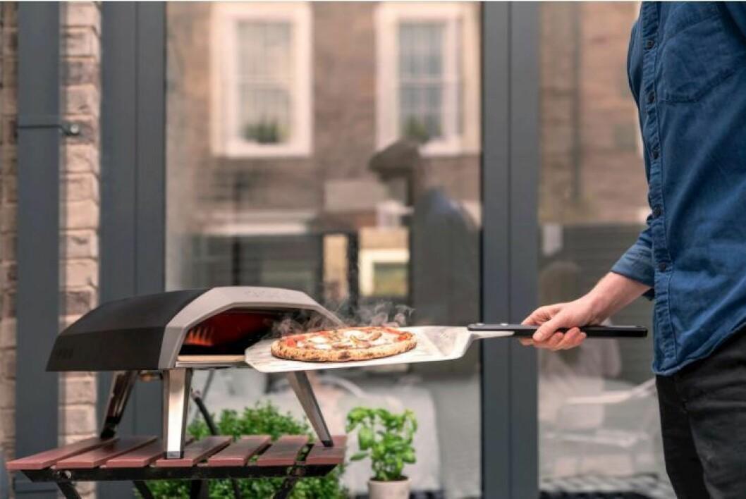 gasdriven pizzaugn