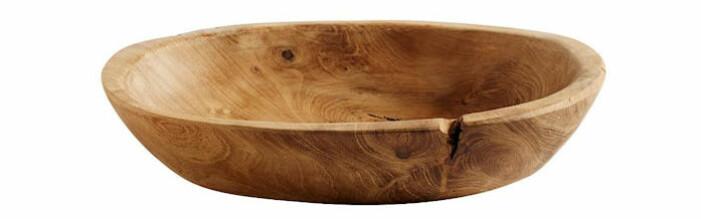 skål trä