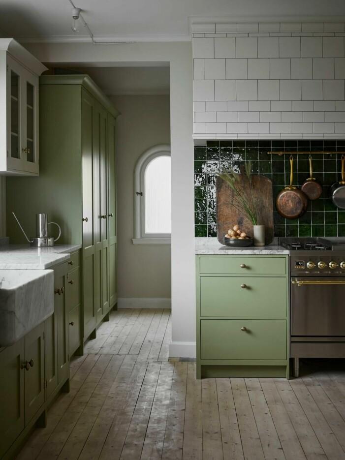 Så inreder du köket mer hållbart, grönt kök