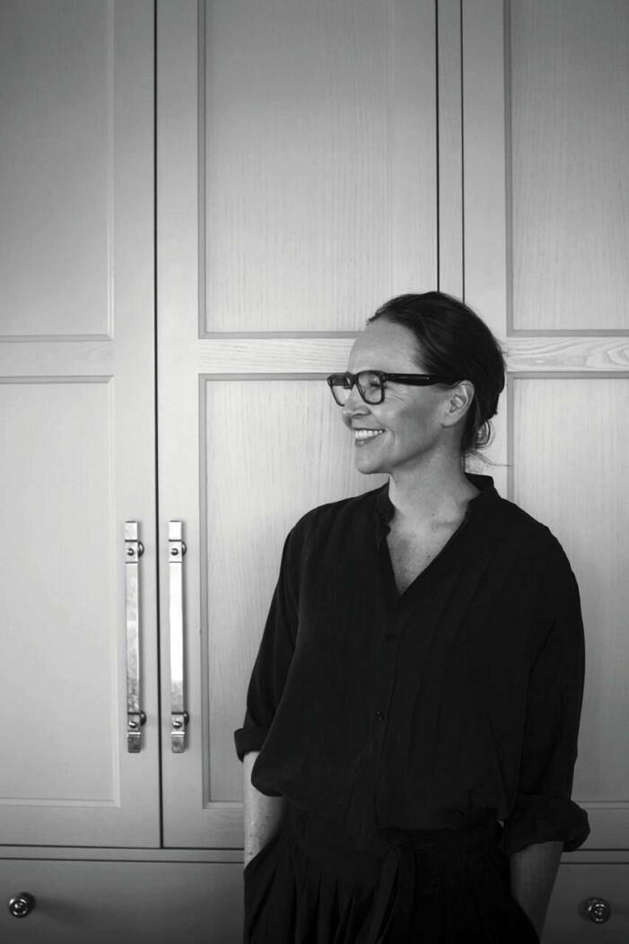 Mia Sahlin från Cupboards and goods