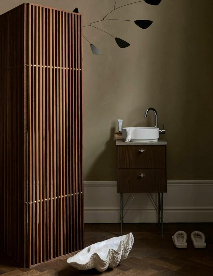Så skapar du ett tidlöst och jordnära badrum, neutrala färger