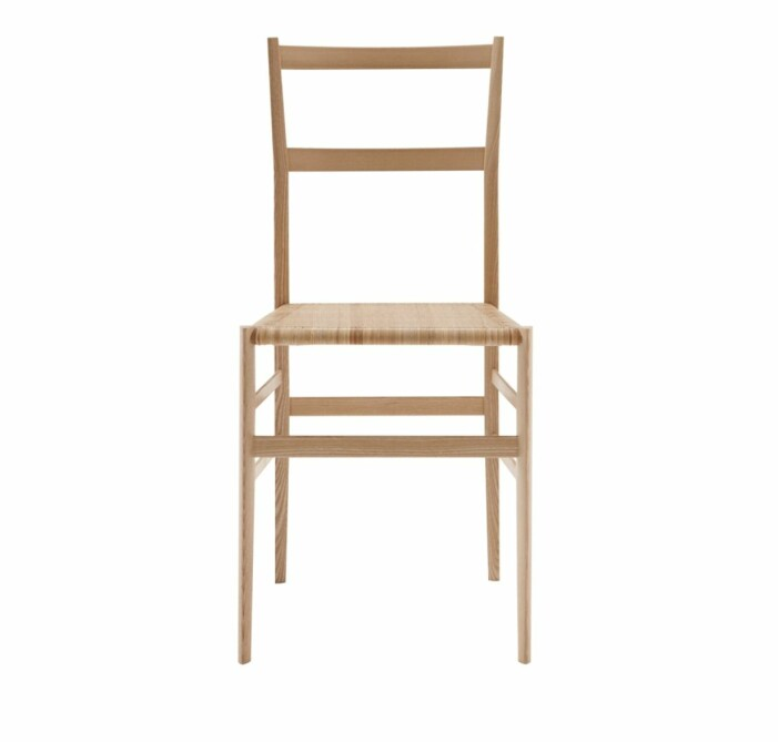 Superleggera Chair av Gio Ponti