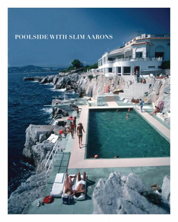 coffee table book Slim Aarons Poolside
