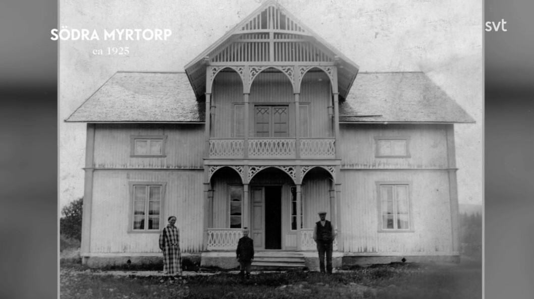 Södra Myrtorp um 1925.