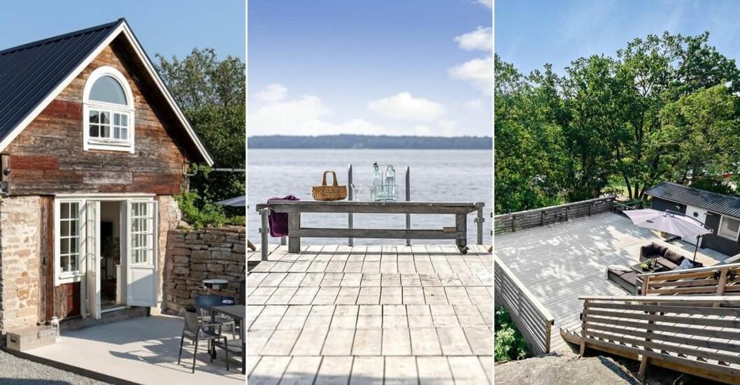 Sugen på sommarboende? Här är 7 vackra sommarhus som är till salu på Hemnet just nu.