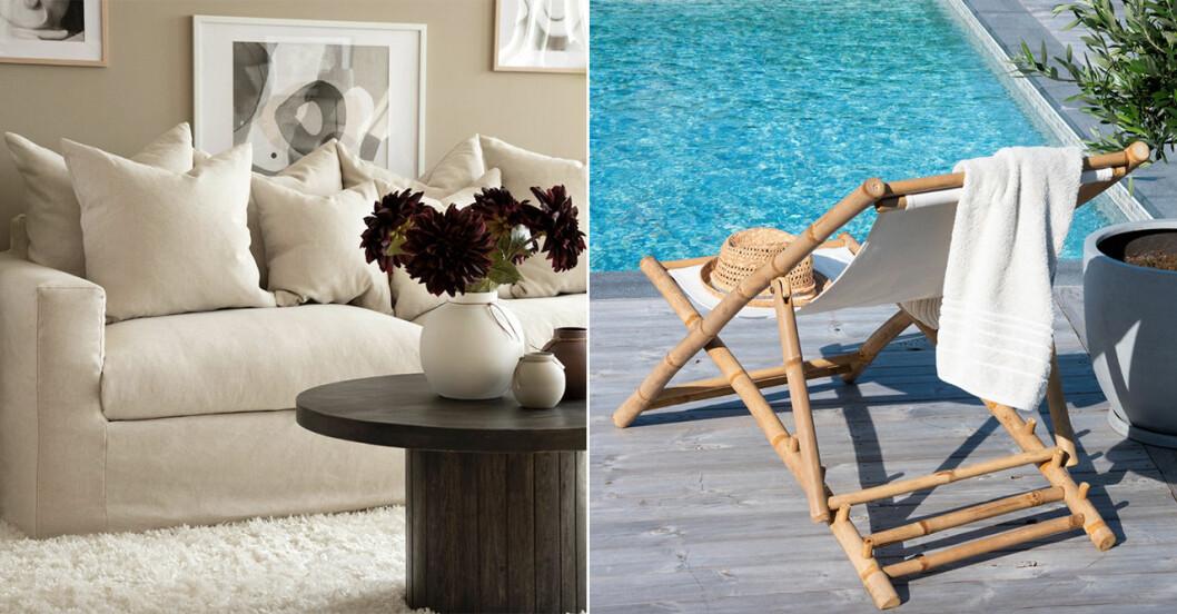 sommarrea 2020 inredning och möbler