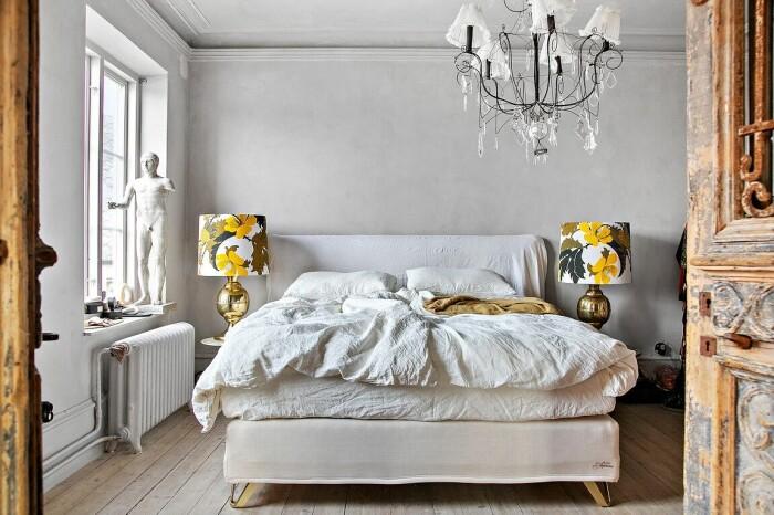 sovrum hos marie olsson nylander