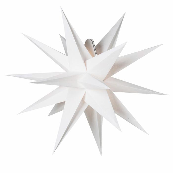sputnik adventsstjärna från watt & veke