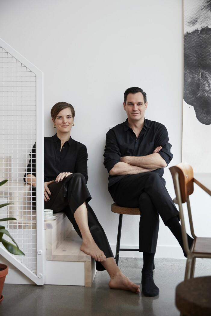 Sandra och Matthias